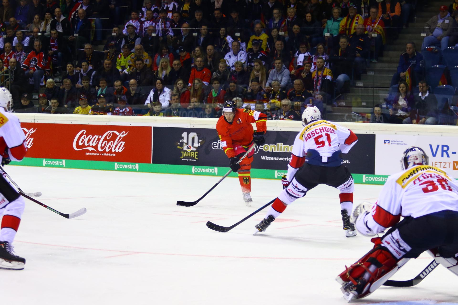 Deutschland Cup 2018 Deutschland Verliert Großen Kampf Gegen Die